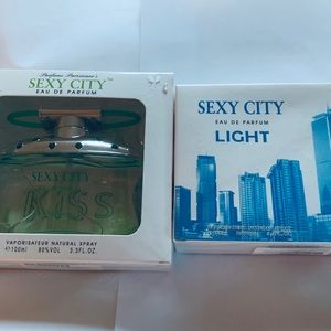 Sex City Set of 2 Perfumes